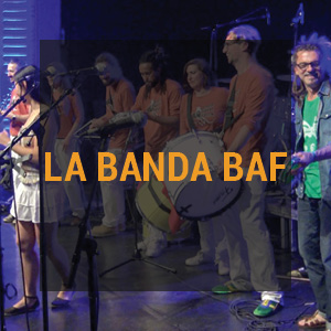 La Banda Baf inte