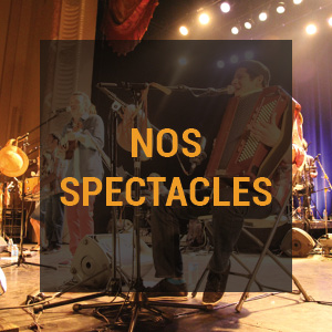 nos spectacles